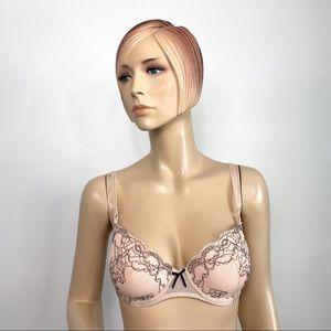 Betsey Johnson Lace Bra 32 D